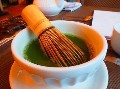 Matcha kawa - Afternoon Tea at Le Parloir tea room / Afternoon Tea au Salon de Thé Le Parloir
