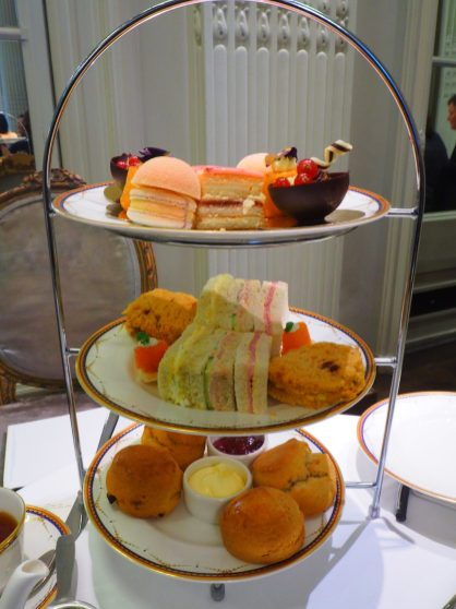 The Waldorf Hilton Hotel London Afternoon Tea