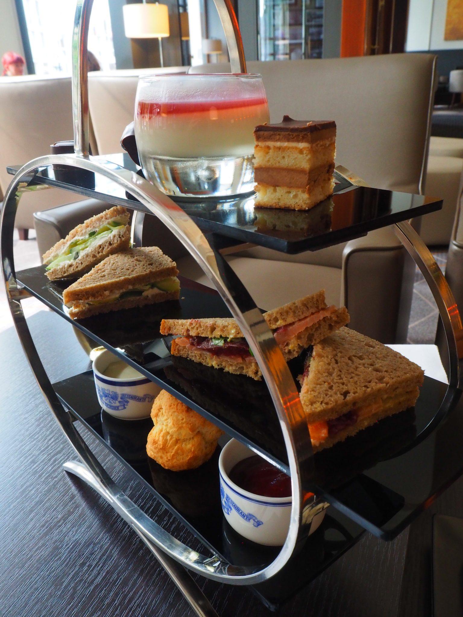Martha's Afternoon Tea - Reichshof Hamburg, Curio Collection by Hilton