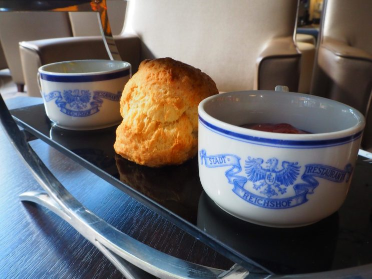The Scones & Toppings- Martha's Afternoon Tea at Reichshof Hamburg, Curio Collection by Hilton