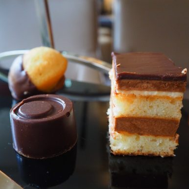 The Cakes & Sweets - Martha's Afternoon Tea - Reichshof Hamburg, Curio Collection by Hilton