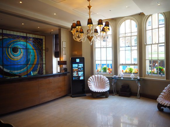 The Courthouse Hotel London - Reception