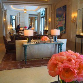 Hôtel de Crillon Paris - Reception