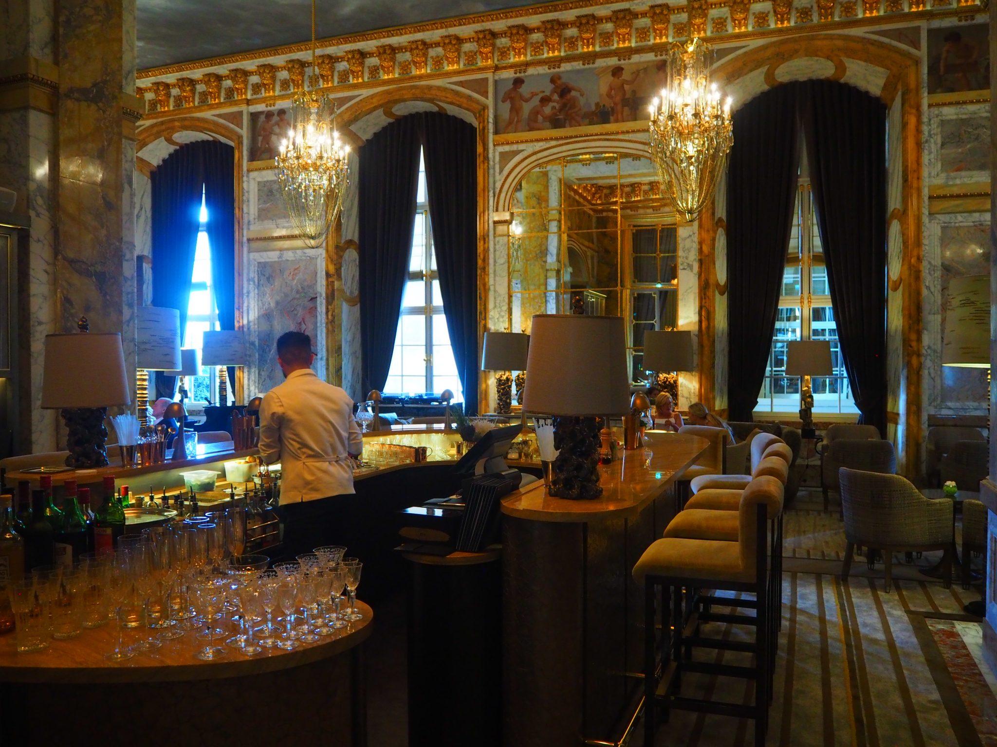 Hôtel de Crillon Paris - Bar Les Ambassadeurs