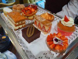 Tea Time de l'Hôtel Daniel Paris - Avis ★★★★★ (French/Français)
