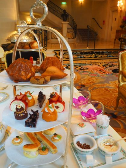 Afternoon Tea / Tea Time - Four Seasons George V Paris