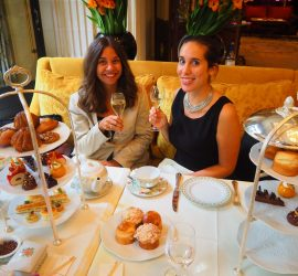 Tea Time de l'Hôtel Four Seasons George V Paris – Avis ★★★★★ (French/Français)