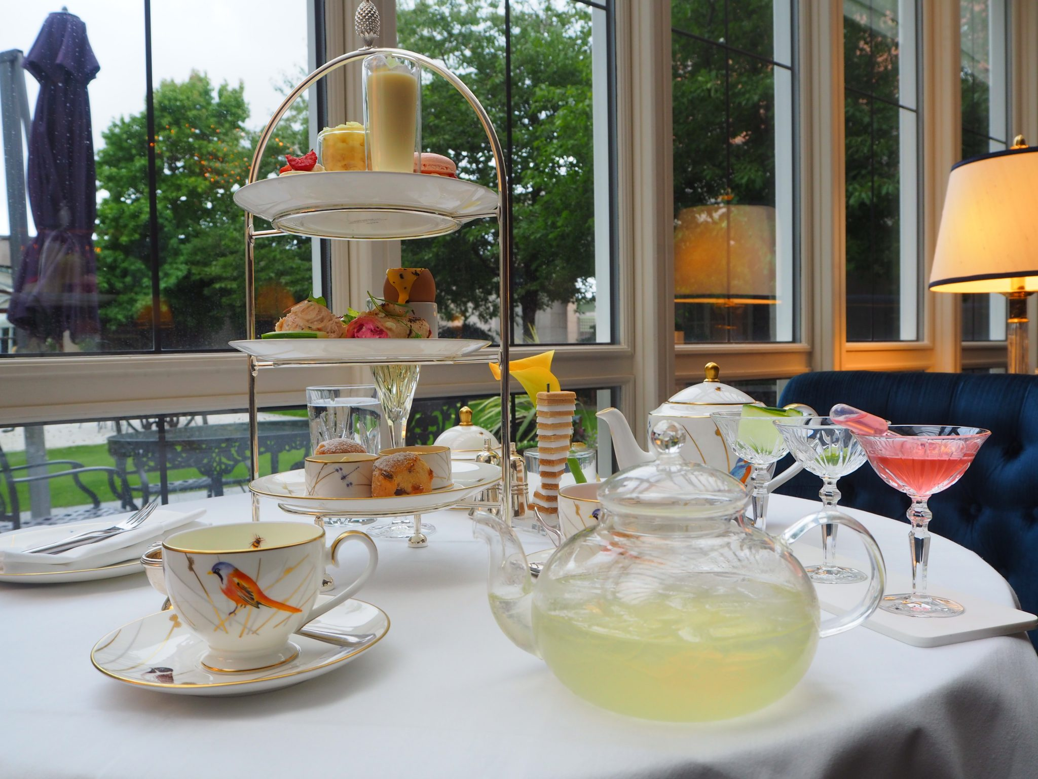 Gin Afternoon Tea / G&Tea at the InterContinental Dublin