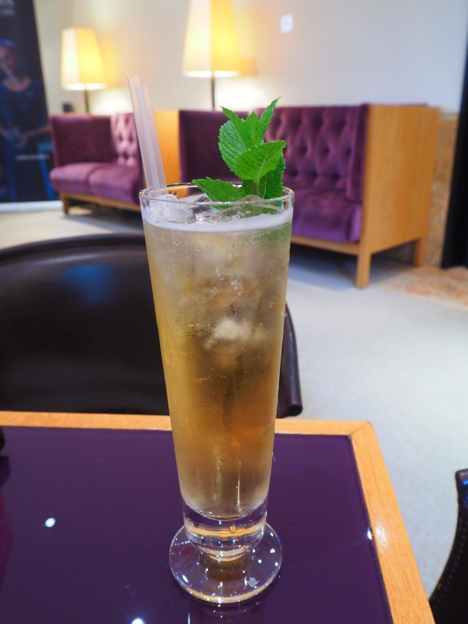 Tea Mocktail