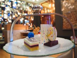 Art Afternoon Tea at The Rosewood London - Review ★★★★★