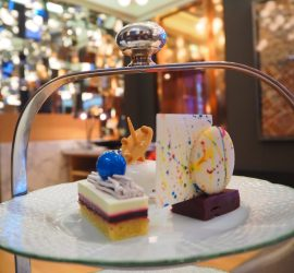 Rosewood London Art Afternoon Tea