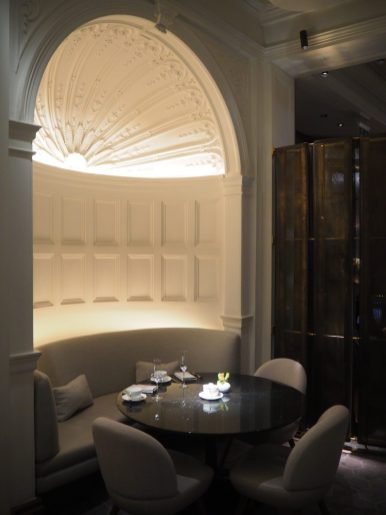 The Jean-Georges at The Connaught restaurant