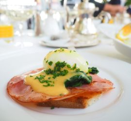 Sunday Brunch Buffet at Hotel Grand Ferdinand Vienna – Review ★★★★☆