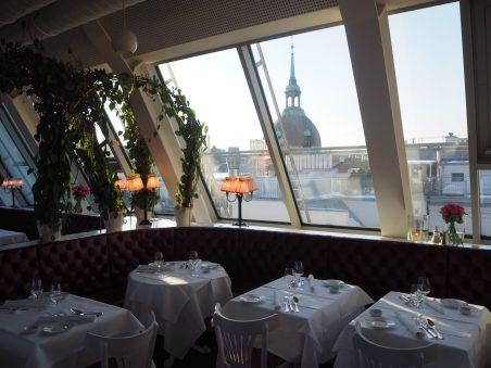 The Grand Étage Restaurant