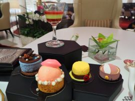 Afternoon Tea at the Four Seasons at Ten Trinity Square London – Review ★★★★★