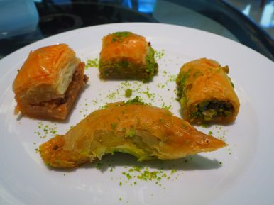 The Turkish Afternoon Tea Cakes & Sweets
