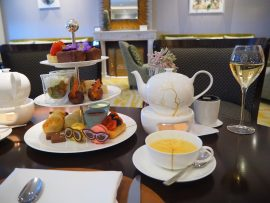 Afternoon Tea at the Mandarin Oriental Munich – Review ★★★★★