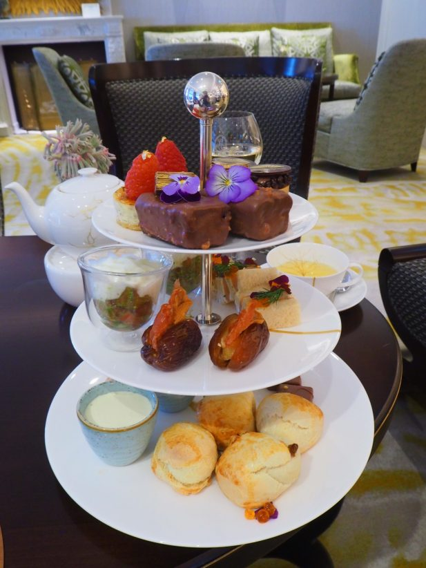 The Mandarin Oriental Munich Afternoon Tea