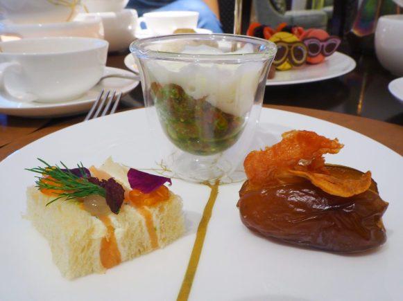 The Mandarin Oriental MunichAfternoon Tea