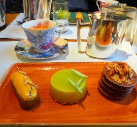 Afternoon Tea at Prince de Galles Paris – Review ★★☆☆☆ (English/Anglais)