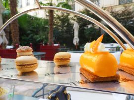 Tea Time de La Réserve Paris Hotel & Spa - Avis ★★★★★ (French/Français)