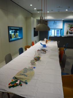 The Kid Zone (in the Toni Morwäld cuisine school)