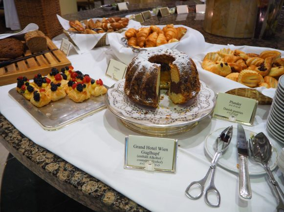 The Gugelhupf & Pastries