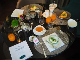 Breakfast & Brunch Buffet at the Hotel Sans Souci Vienna - Review ★★★★★