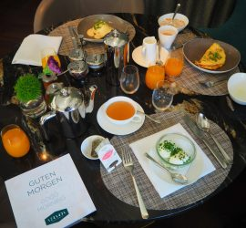 Breakfast & Brunch Buffet at the Hotel Sans Souci Vienna – Review ★★★★★