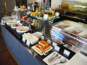 Weekend Brunch Buffet / Veranda Breakfast Hotel Sans Souci Vienna