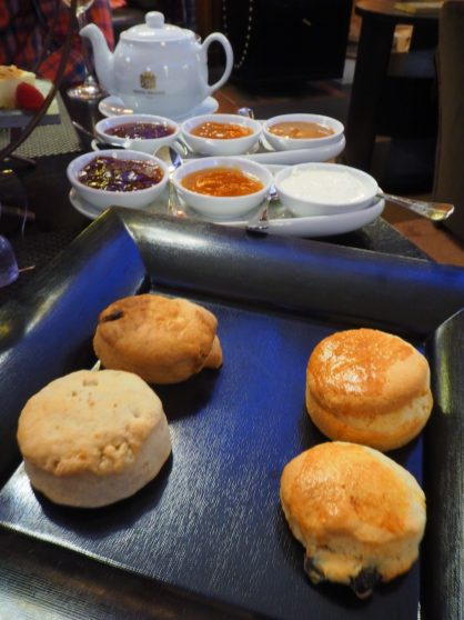 Traditional and Vegan Scones & Toppings