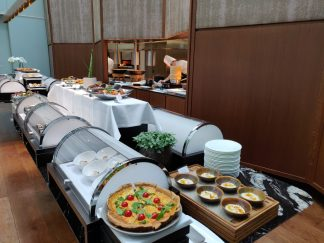The Mandarin Oriental Barcelona Sunday Brunch - Savoury Buffet