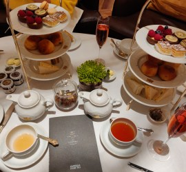 Afternoon Tea at the Hotel Imperial Vienna – Review ★★★★☆
