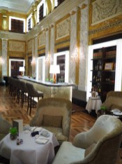 The Imperial Hotel HalleNsalon