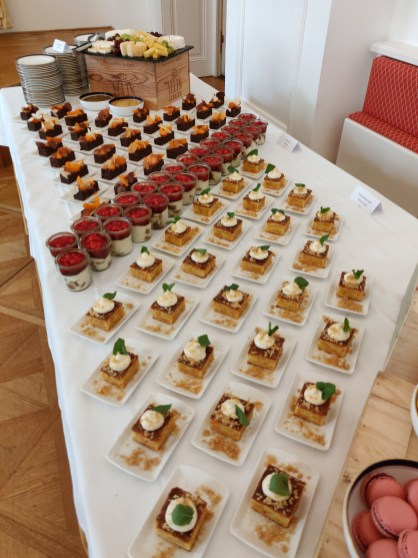 The Cakes & Sweets Buffet