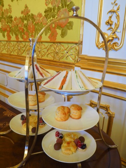 Palais Coburg Residenz Afternoon Tea