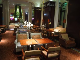 Le Bar Long du Raffles Paris