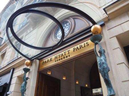 Park Hyatt Paris-Vendôme - Façade