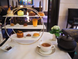 Afternoon Tea at the Park Hyatt Paris-Vendôme Hotel – Review ★★★☆☆ (English/Anglais)