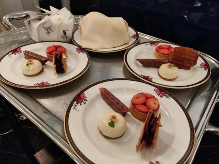 SeasonaliTea Afternoon Tea / High Tea with Wedgwood at the Langham London