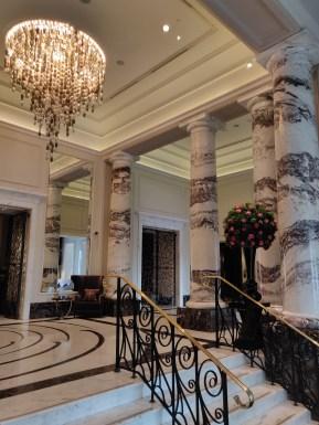 Langham London Lobby