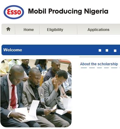 mobil scholarship