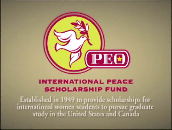 PEO International Peace Scholarships for Women to Study in ...