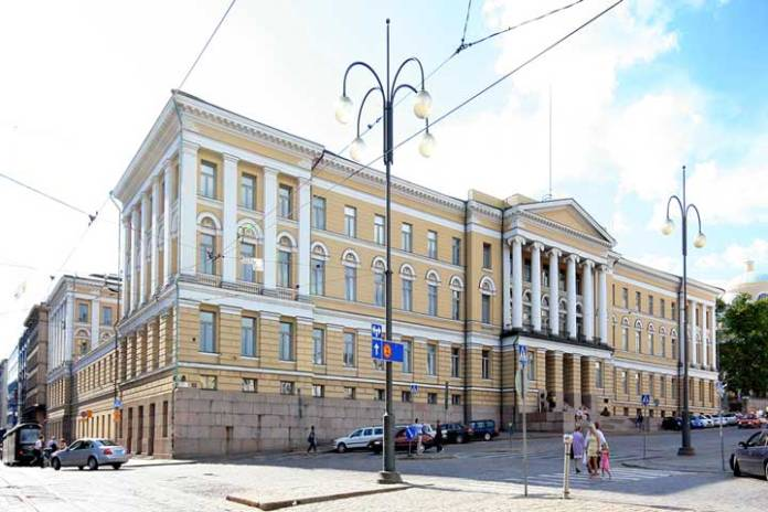 University of Helsinki, Finland