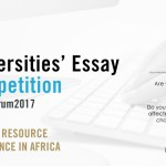 Tana Forum University Essay Competition for African Students 2017 -Ethiopia