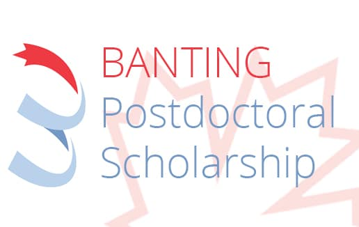 Government of Canada Banting Postdoctoral Fellowships 2019