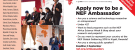 Next Einstein Forum (NEF) Ambassadors Program for Young Africans 2018