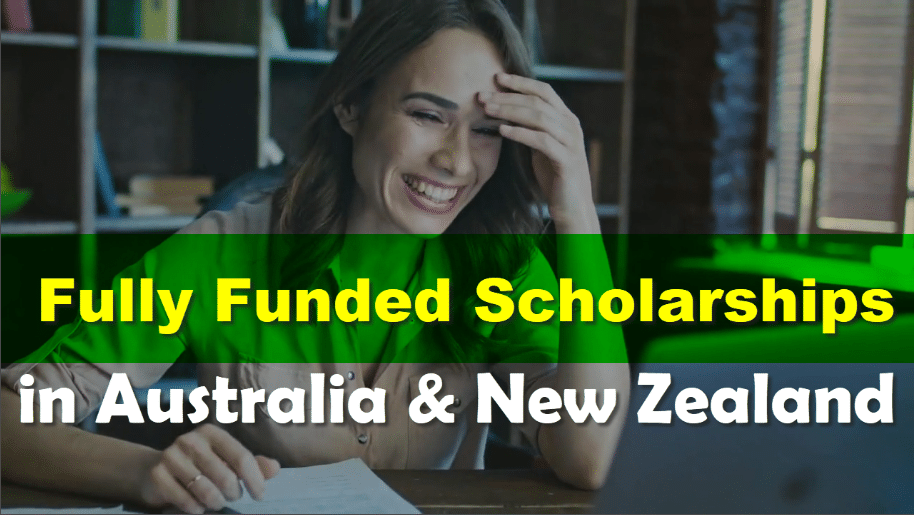 Image result for Partial/Fully Funded Undergraduate Scholarships in Australia and New zealand 2020