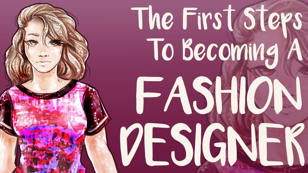 How To Become A Fashion Designer Without A University Degree