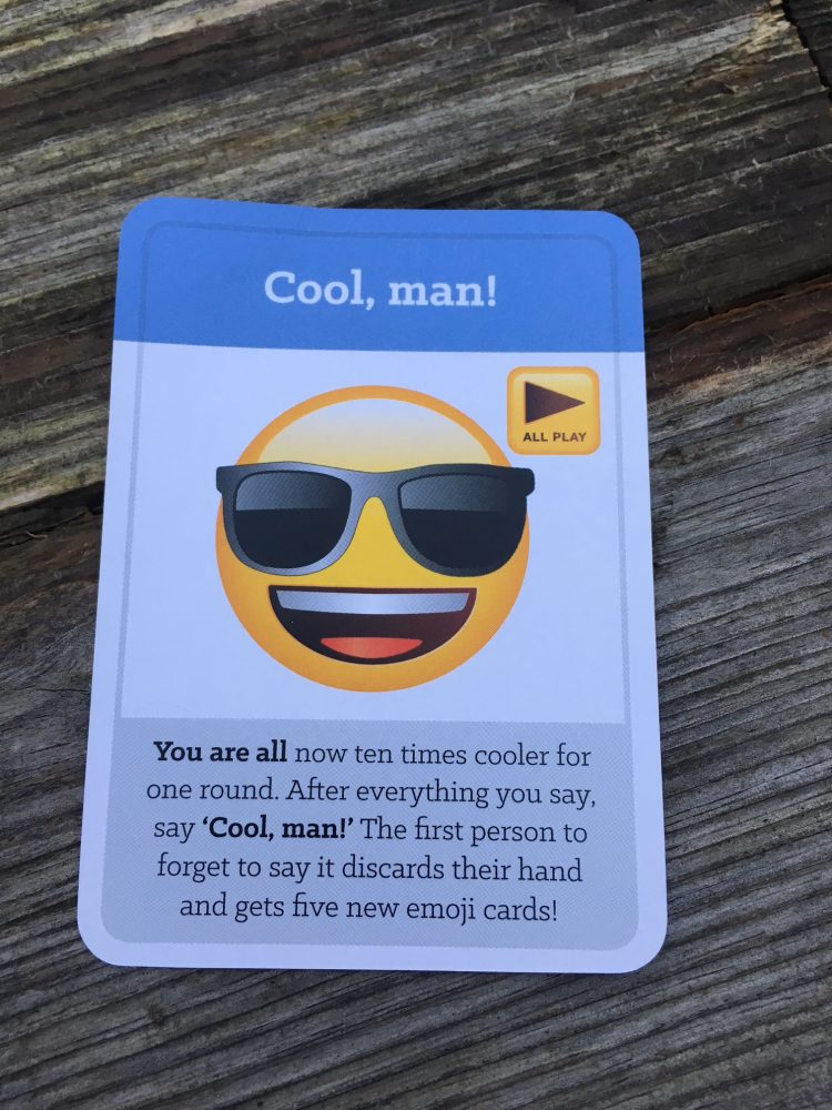 Best board games for tweens the cool man action card from the game